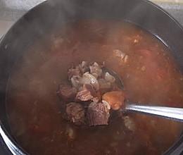 西红柿炖牛肉(笨炖法)的做法