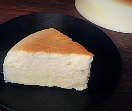 日式轻芝士蛋糕(轻乳酪蛋糕8寸/6寸)的做法