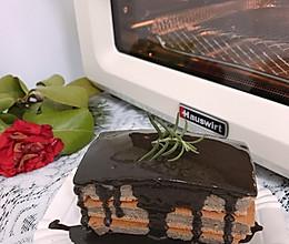 全麦芝麻蛋糕片的做法