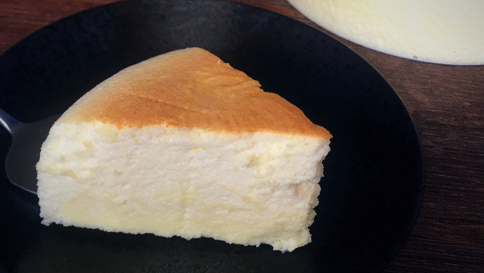 日式轻芝士蛋糕(轻乳酪蛋糕8寸/6寸)