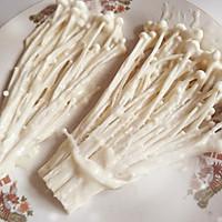 油炸金针菇的做法图解5