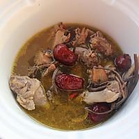 茶树菇鸡汤的做法图解6