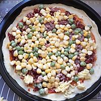 牛肉披薩的做法圖解6
