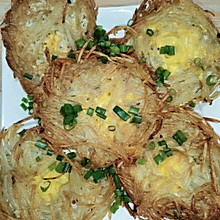 土豆丝煎蛋