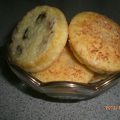 糖尿病也可以吃美味点心----自制酸奶核桃蛋糕