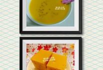 南瓜椰桨西米糕(露)的做法