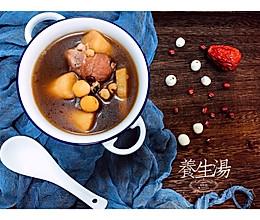 山药健胃袪湿汤的做法