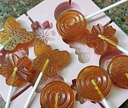 自制梨汁棒棒糖的做法