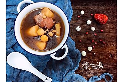 山药健胃袪湿汤