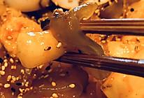 #一道菜表白豆果美食# 自制红薯宽粉的做法