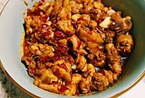 自制神仙调料糍粑辣椒炒私房辣子鸡的做法