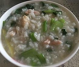 猴头菇瘦肉粥的做法