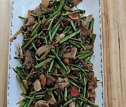 爽口蕨菜的做法