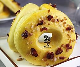 玉米面甜甜圈的做法