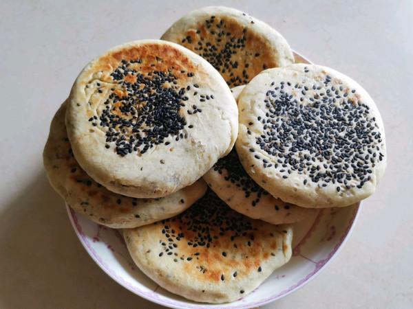 简单又好吃的五香锅盔小饼的做法