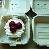 #父亲节,给老爸做道菜#便当盒子蛋糕的做法图解21