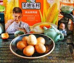 """#2021创意料理组——创意""""食""""光# 五香茶叶蛋的做法"""