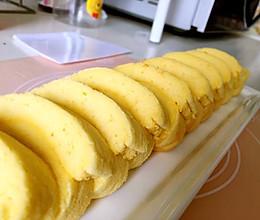 懒人海绵蛋糕卷的做法