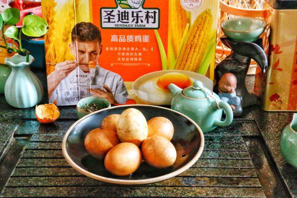 五香茶叶蛋的做法