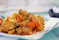小羽私厨之韩式安东鸡的做法