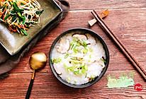香菇鸡肉粥&快手三丝的做法