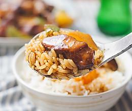 日食记丨电饭煲黄焖鸡米饭的做法