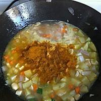 简单易做鸡丁土豆咖喱饭(咖喱盖饭)的做法图解11