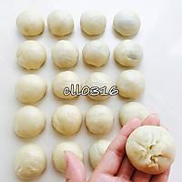 紫薯 抹茶 原味(豆沙酥)玉米油版的做法图解4