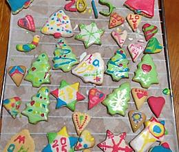 霜糖饼干的做法