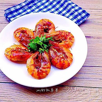 油焖大虾~简单美味的快手菜