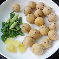 香菇栗子烧排骨的做法图解5