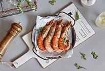 黑椒烤大虾的做法