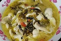 家常酸菜鱼(简易家常做法)的做法