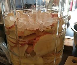 减肥苹果醋的做法