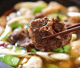 牛尾火锅 冬日里的暖身大菜的做法