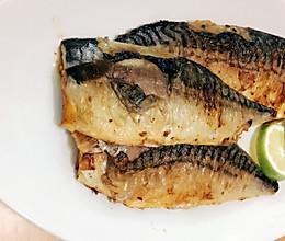 盐渍煎青花鱼的做法