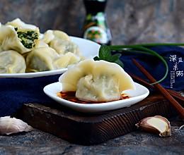 荠菜猪肉馅饺子#鲜香滋味 搞定萌娃#的做法