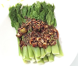 山野菜之刺嫩芽的做法