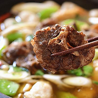 牛尾火锅 冬日里的暖身大菜