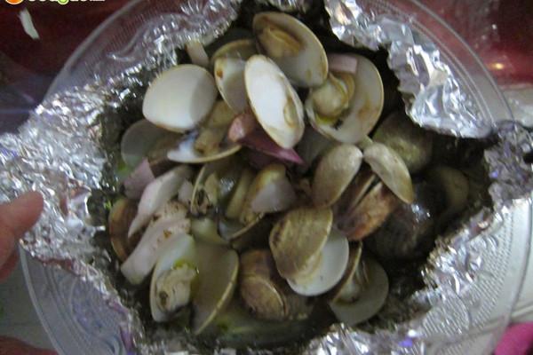 烤奶油蛤蛎的做法