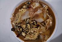 白菜炒海螺的做法
