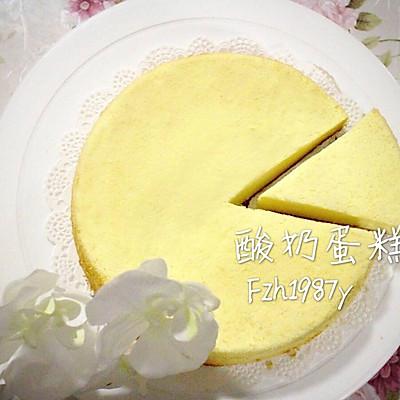 酸奶蛋糕~口感轻盈细腻