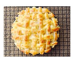 苹果派(手抓饼、飞饼版)的做法