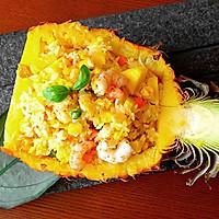 小朋友不好好吃饭必杀技--泰式菠萝饭的做法图解5