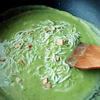 豌豆银鱼汤的做法图解8