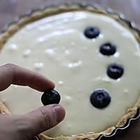 """蓝莓乳酪派 --- """"长帝行业首款3.5版电烤箱CKTF-3的做法图解19"""