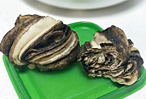 黑芝麻酱花卷的做法