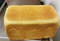 南瓜牛奶土司的做法
