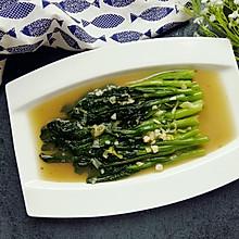 上汤菜心#盛年锦食·忆年味#
