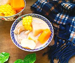 粉葛玉米骨头汤#硬核菜谱制作人#的做法